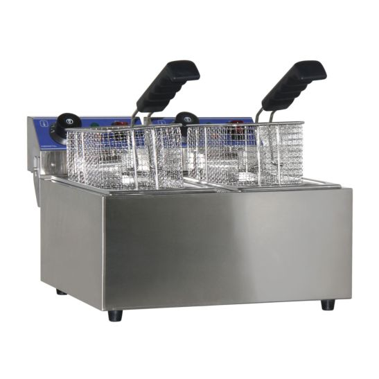 Weber Home Friteuse 2x 6 litres