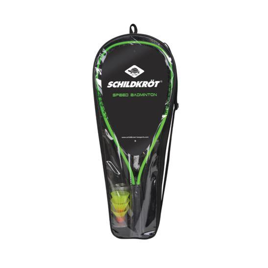 Schildkört Set de Speed Badminton