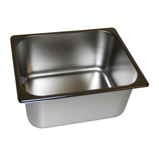 Weber Home Bain Marie 2x 9.5 Liter, Gastronorm