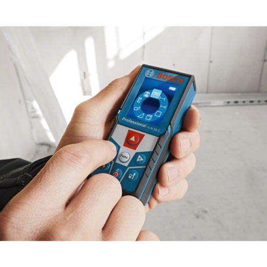 Bosch Télémètre à laser Professional GLM 50 C