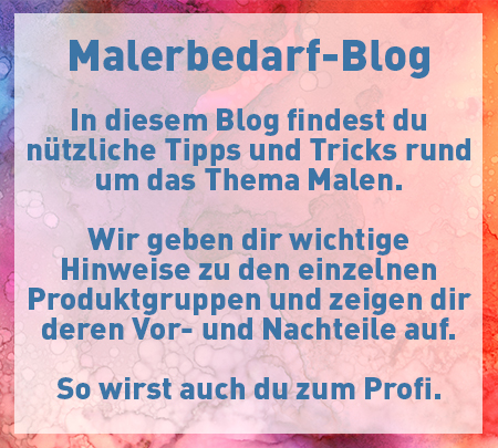 Malerbedarf-Blog